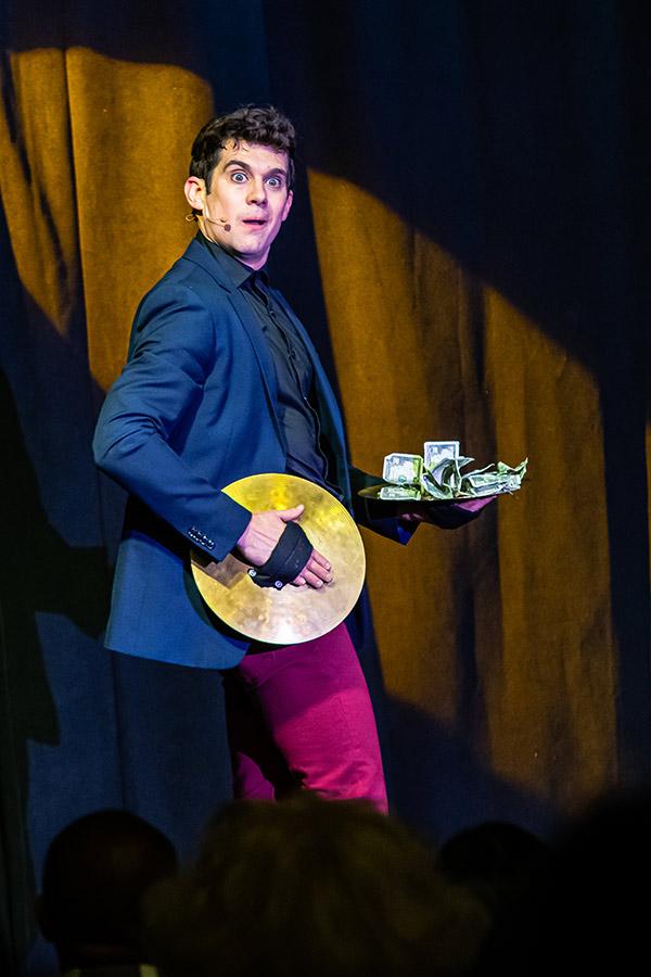 magic show las vegas
